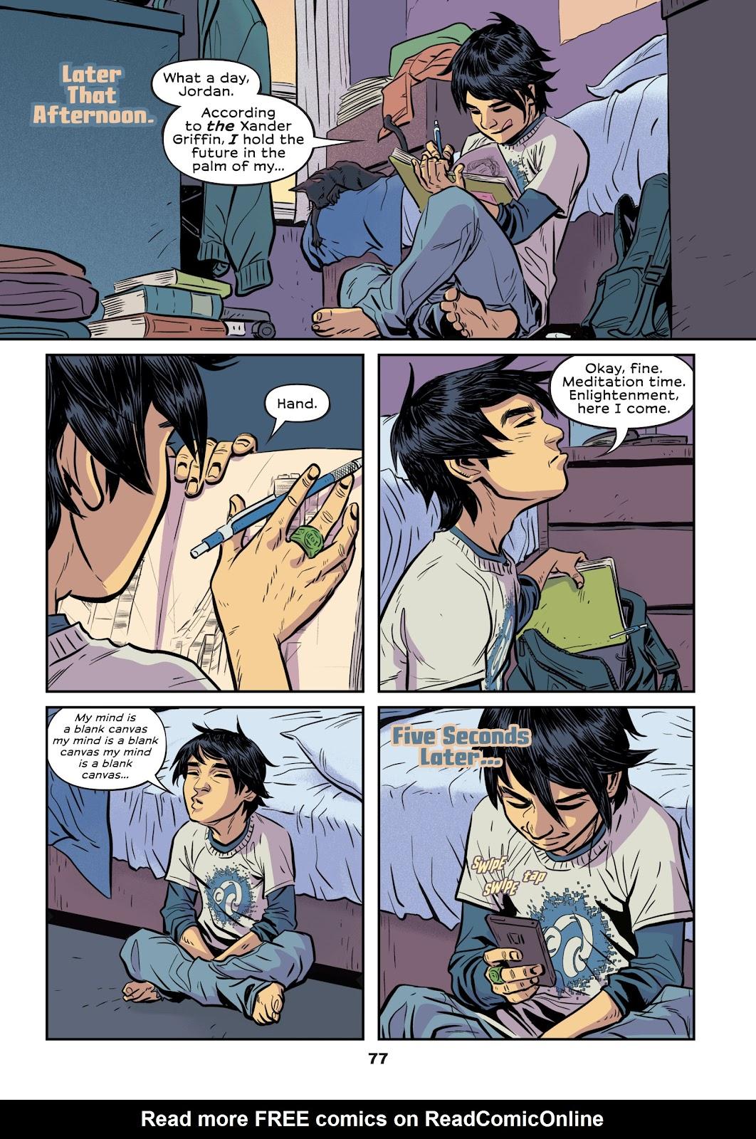 Read online Green Lantern: Legacy comic -  Issue # TPB - 75