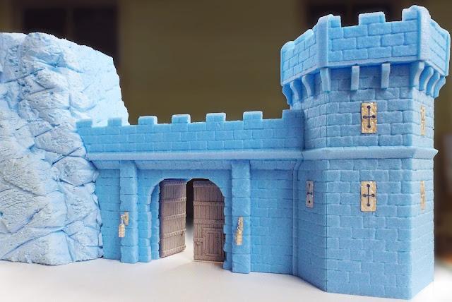 Wargame News And Terrain Firedragon Games Textured Foam