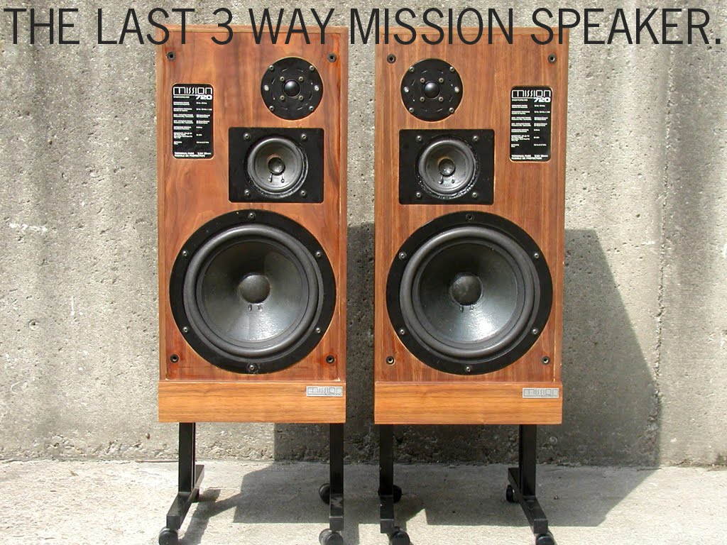 SEVENTIES STEREO: Just arrived  Mission 710s  The original Mission 2