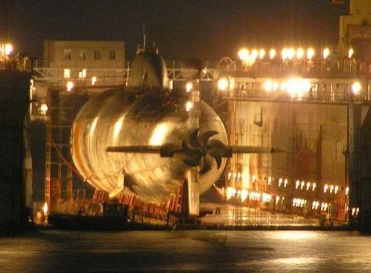 """الغواصات النووية الهجومية..للبحرية السوفييتية .""""الجزء الاول """" Image_20998"""