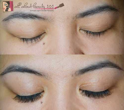 My First Eyelash Extension At Stylash All About Beauty 101