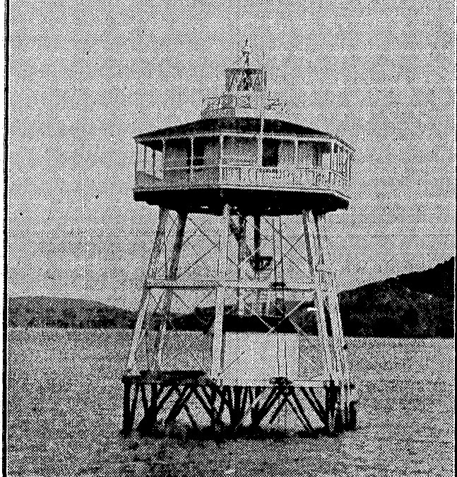 Ponui Passage - Lighting the Way & Part of the Past NZ History: Ponui Passage - Lighting the Way