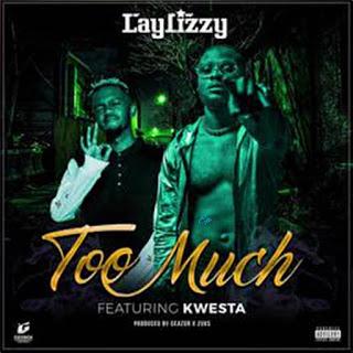 BAIXAR MP3    Laylizzy Feat. Kwesta - Too Much    2018 [Novidades Só Aqui]