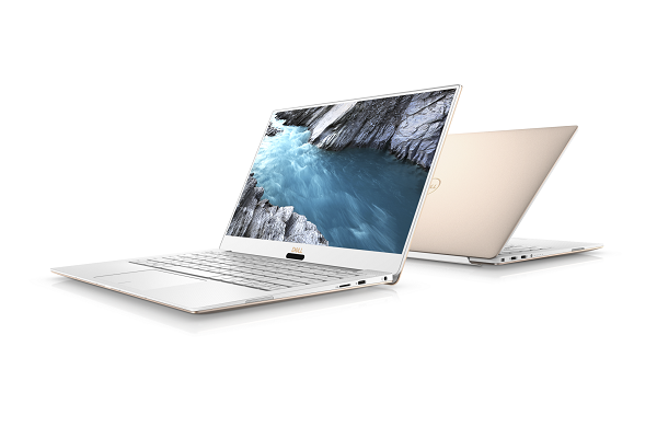DELL's new XPS 13 (9370) is the smallest 13-inch laptop on the planet
