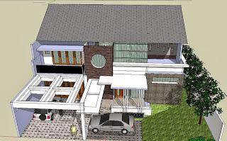 Cara Membangun Rumah Megah Berbiaya Murah