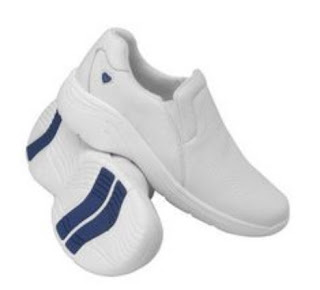 Nurse Mate Dove-Comfortable Nursing Shoes