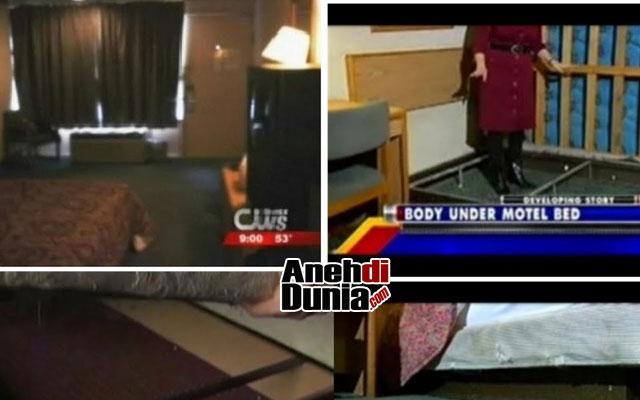 Kasus mayat di bawah tempat tidur motel