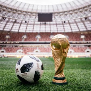 Telstar 18, bola resmi Piala Dunia 2018