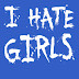 i hate you girl status in hindi for Facebook and whatsapp