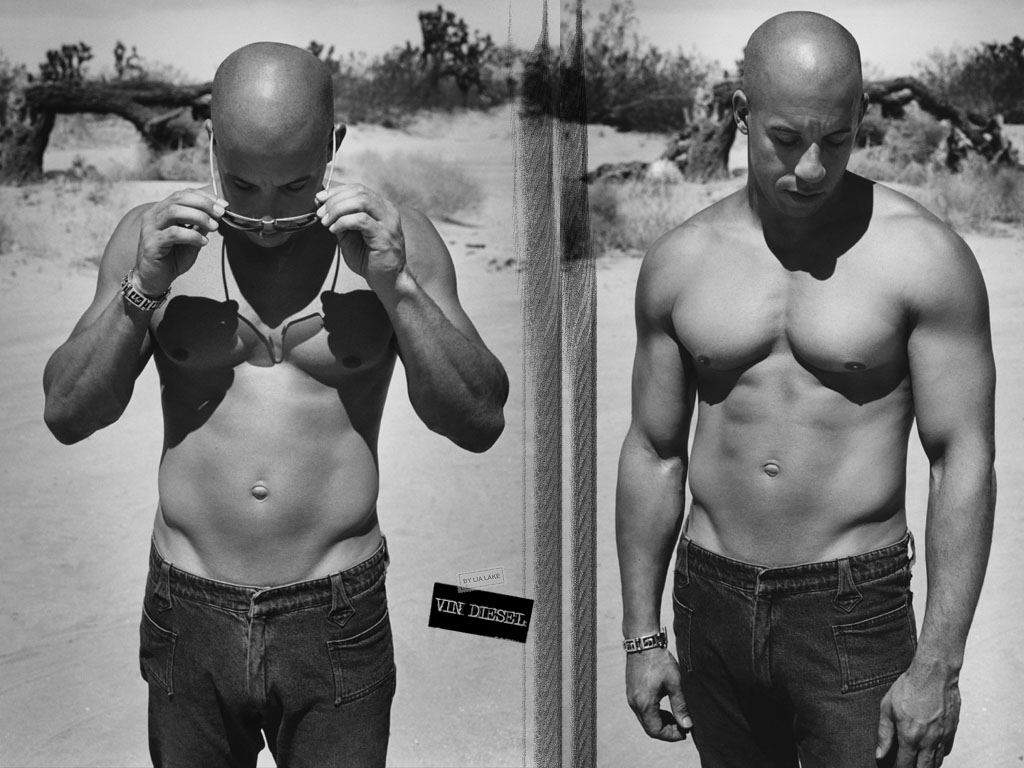 Vin Diesel Height