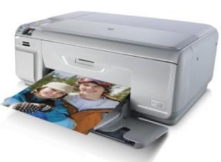 HP Photosmart C4500 Télécharger Pilote Pour Windows et Mac OS