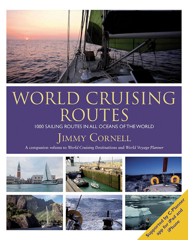 Cover of the book World Cruising Routes by Jimmy Cornell