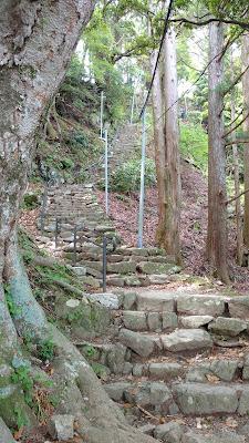 Onnazaka Trail