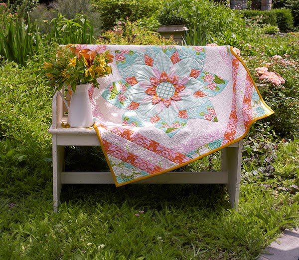 Freespirit Fabric Up Parasol From Heather Bailey