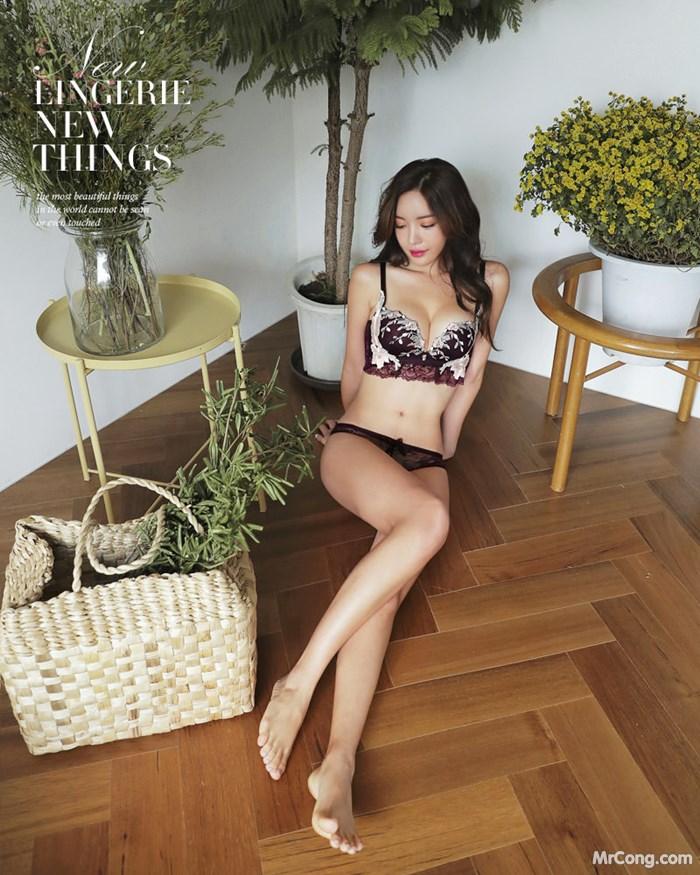 Image Korean-Model-Jin-Hee-012018-MrCong.com-003 in post Người đẹp Jin Hee trong bộ ảnh nội y, bikini tháng 01/2018 (355 ảnh)