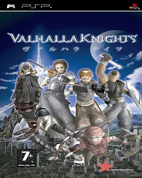 Download Valhalla Knights PPSSPP ISO/CSO