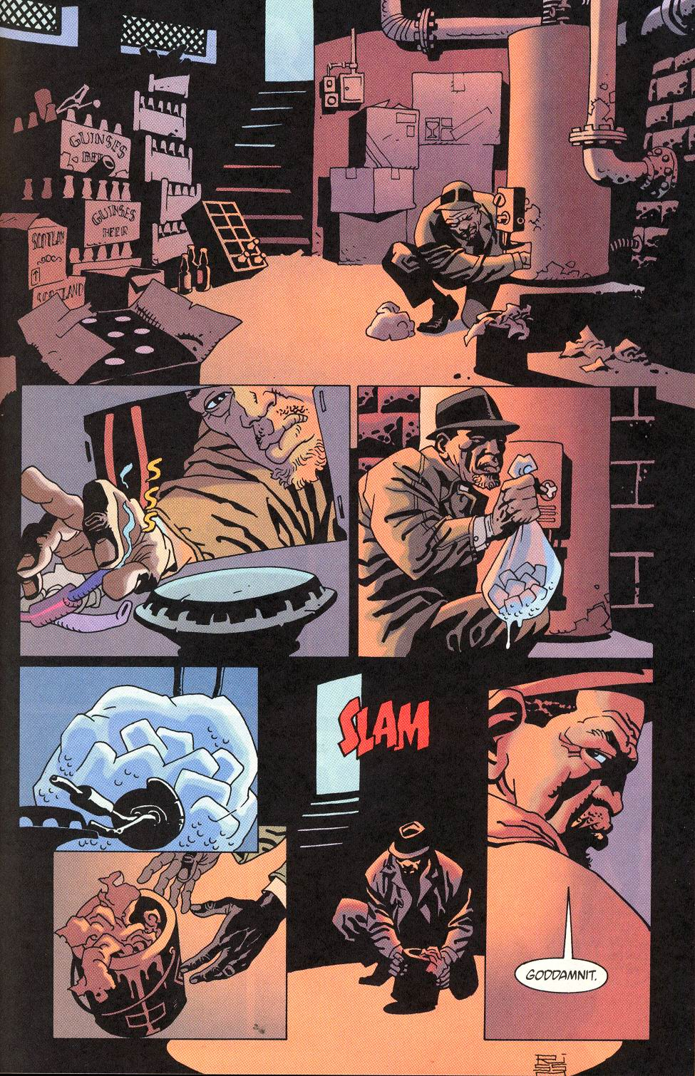100 Bullets 17 Page 18
