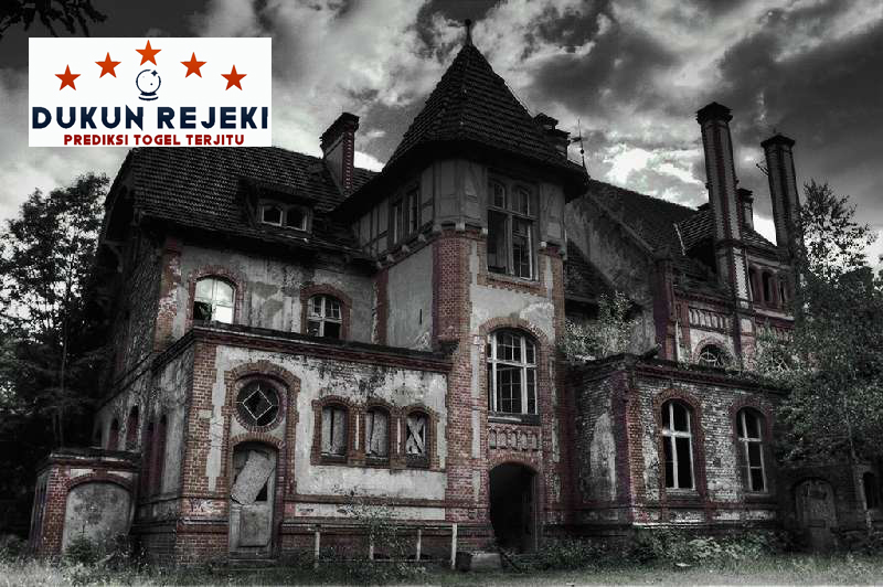 Inilah Rumah Paling Angker, Berani Mengunjunginya?