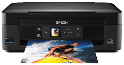 days as well as and hence far it makes a pretty decent impression Epson Stylus SX230 Driver Download