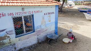 Fishing is favorite job in Cape Verde