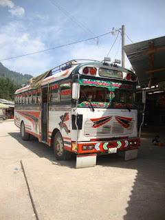 Transportes Florecita, Barillas, Huehuetenango