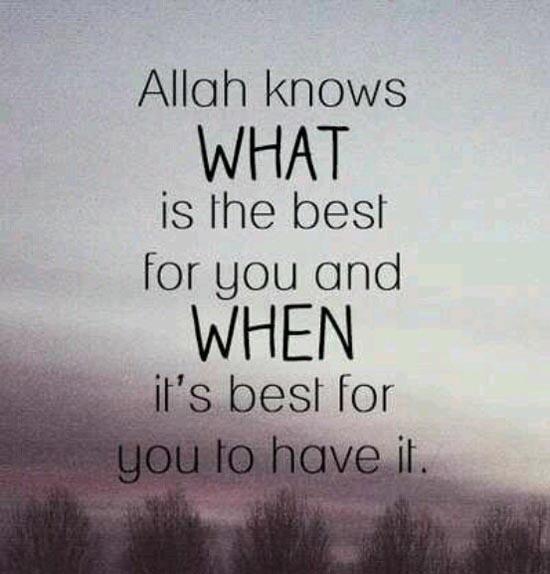 kata mutiara bijak islam bahasa inggris