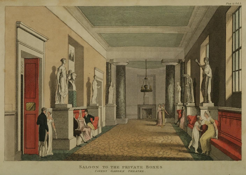 Ekduncan My Fanciful Muse Regency England Interior