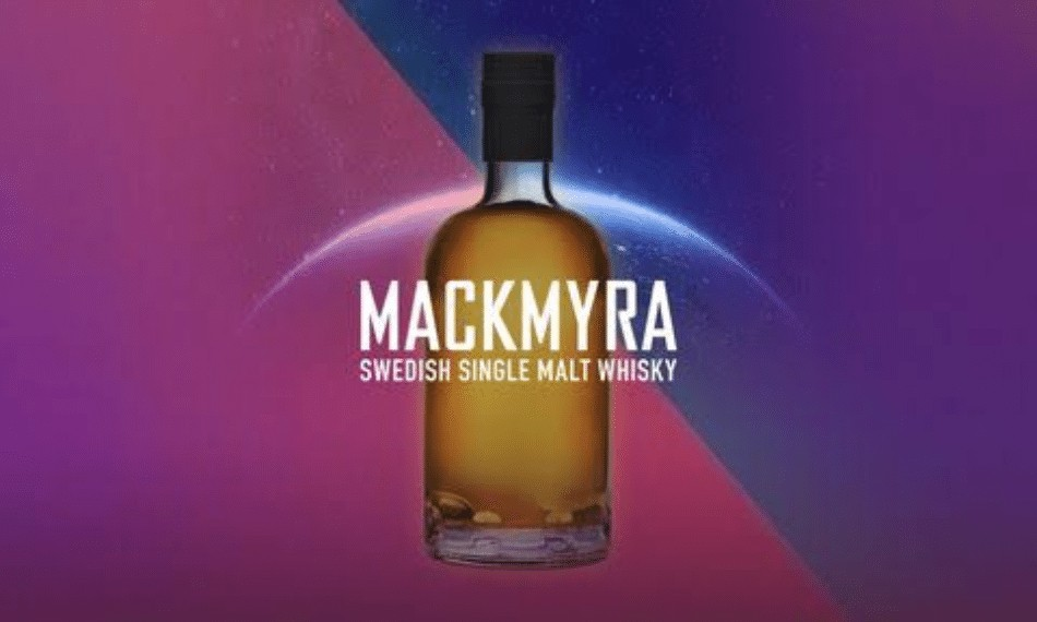 """World's first AI Whisky"""