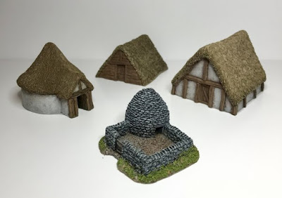 Dark Age Village Set from Battlescale