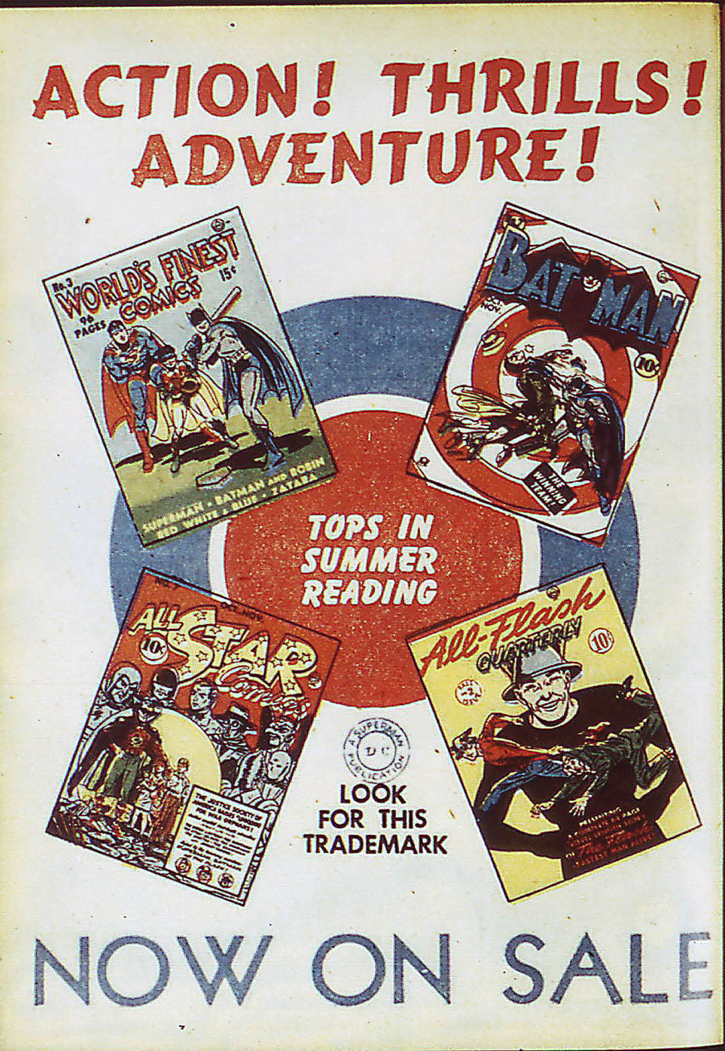 Read online Action Comics (1938) comic -  Issue #41 - 67