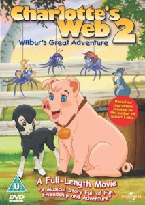 Charlotte's Web 2: Wilbur's Great Adventure Poster