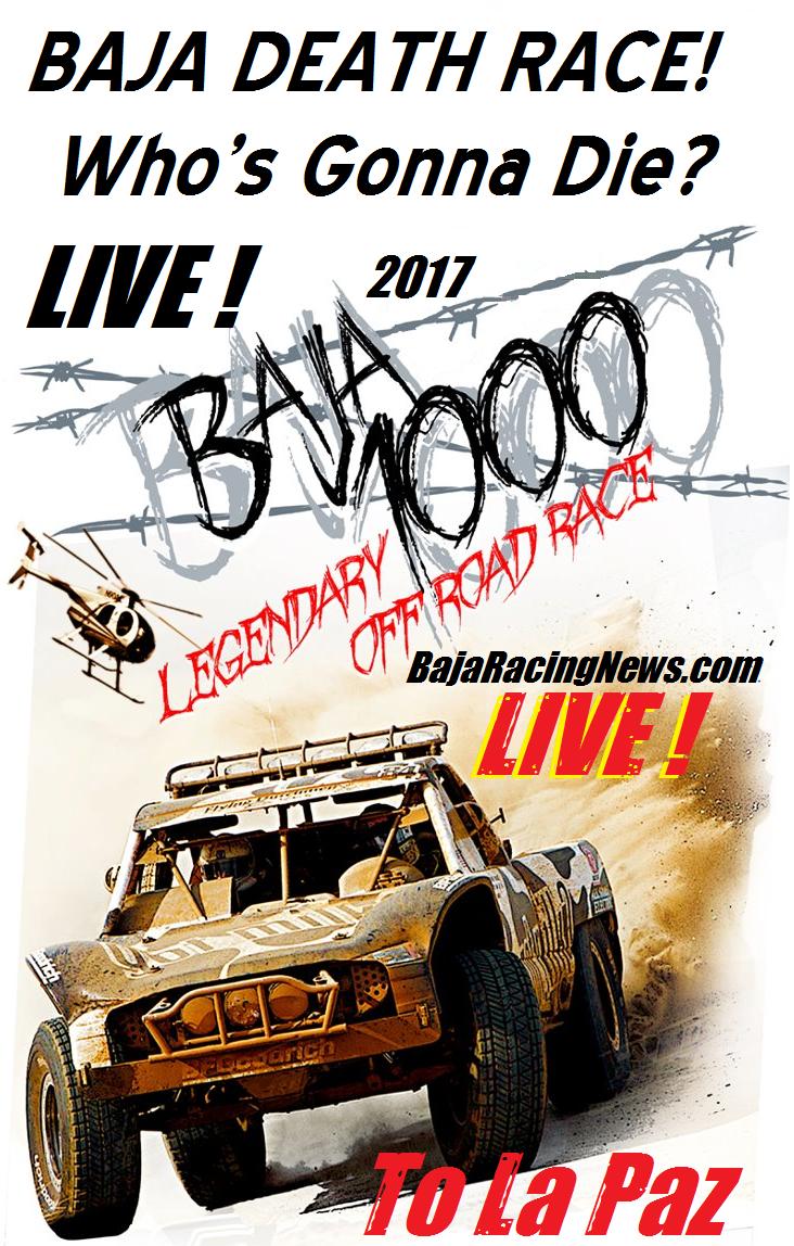 Baja 1000 2017 50th score