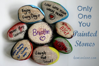 Quote Stones by Read and Create.