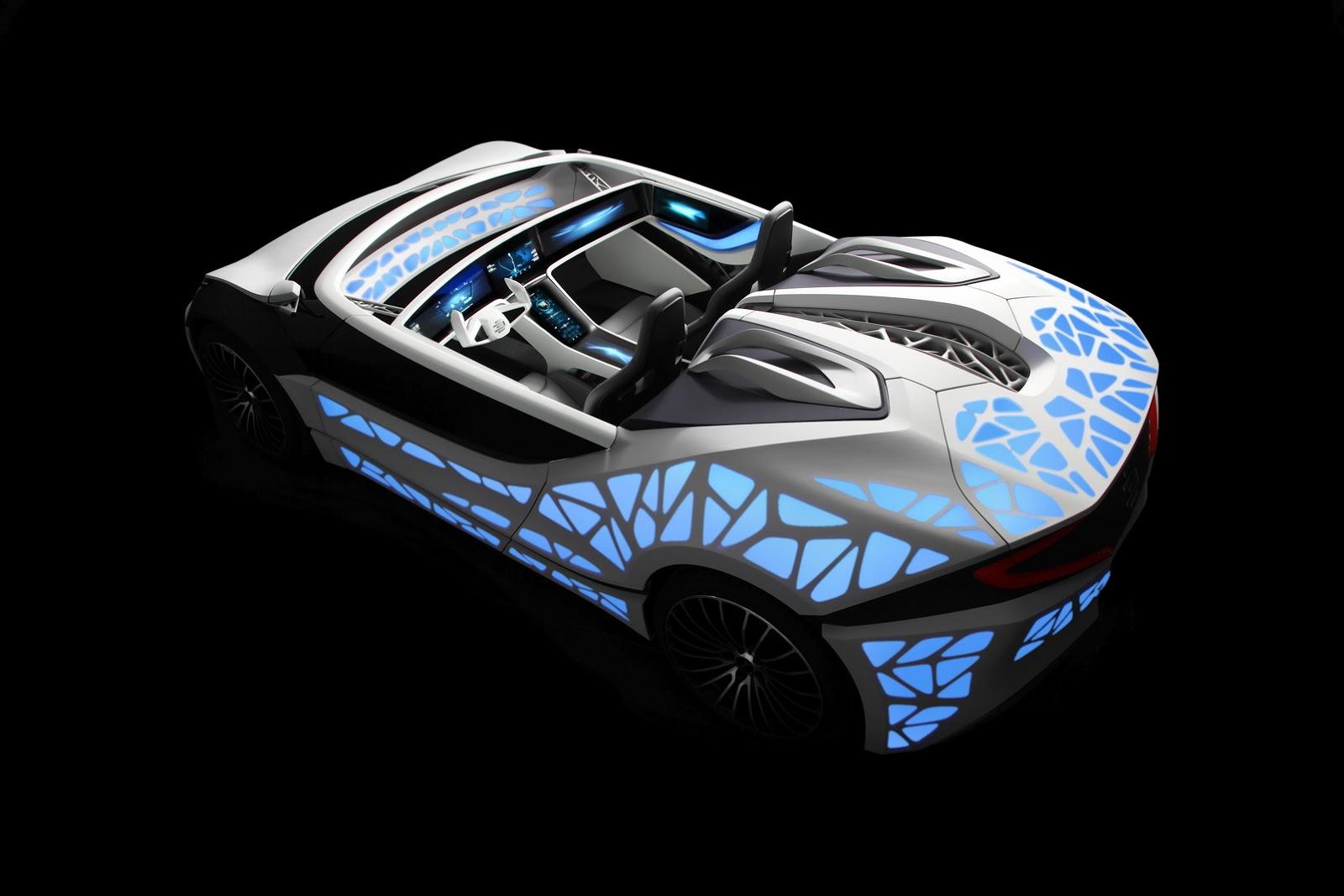 EDAG Soulmate Concept - Công nghệ lái xe tương lai?
