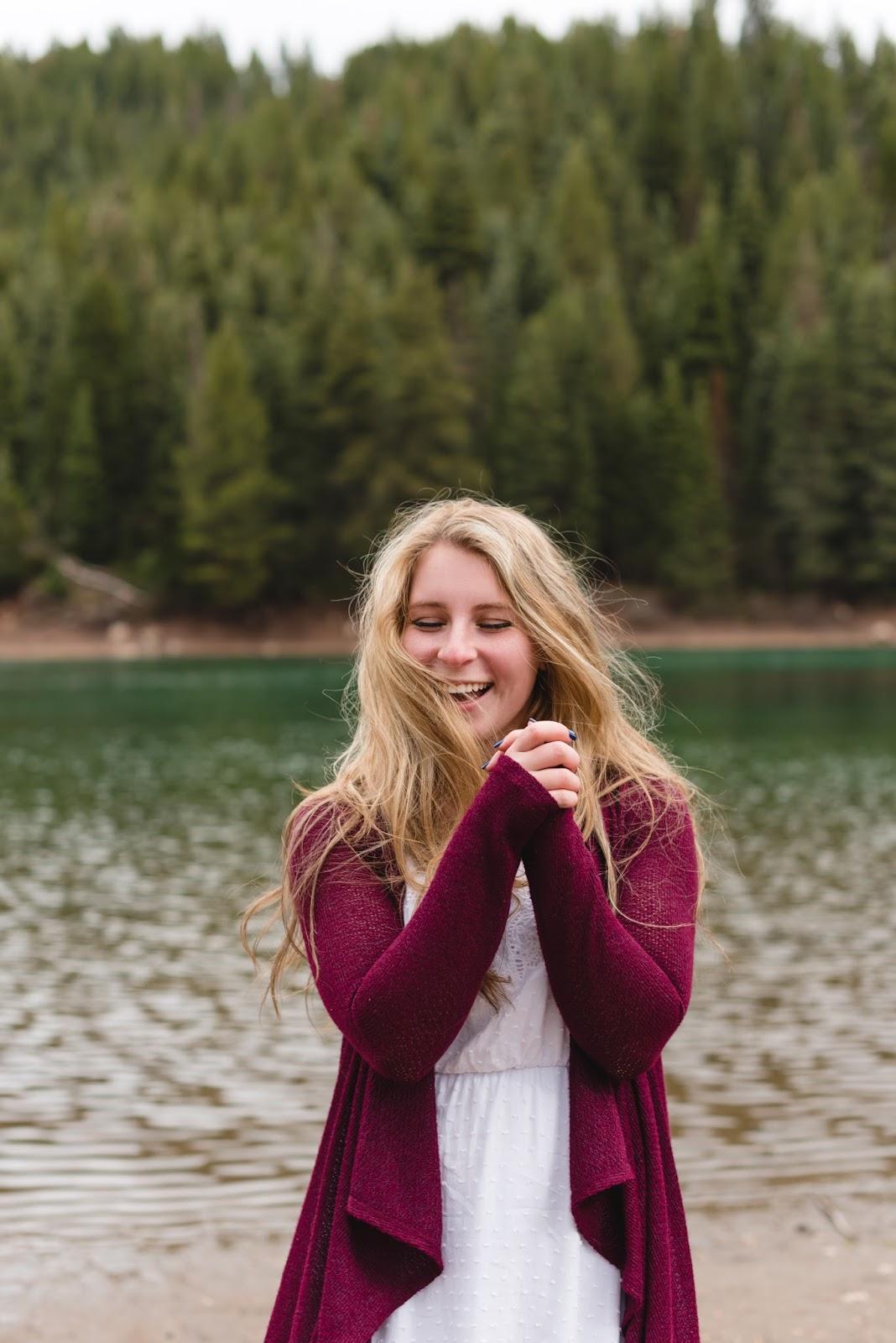 Heather Luczak Photography Mountain Photography, Senior
