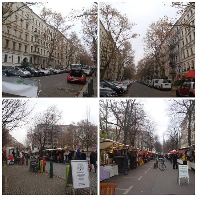 Kollowitzplatz e Prenzlauer Berg - Berlim
