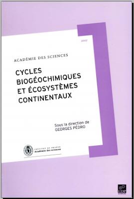 Rapport sur la Science et la Technologie, N° 27 Cycles biogéochimiques et écosystèmes continentau pdf