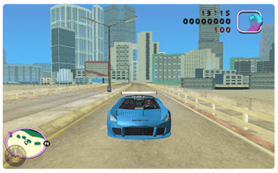 GTA Vice City Dubai Police Mod