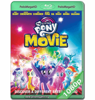 MY LITTLE PONY: LA PELICULA (2017) WEB-DL 1080P HD MKV ESPAÑOL LATINO