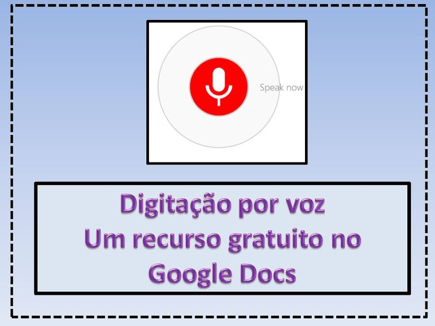USANDO DIGITAÇÃO POR VOZ NA SALA DE AULA ( INCLUSÃO).