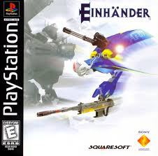 Free Download Einhander Games PSX ISO PC Game Untuk Komputer Full Version - ZGAS-PC