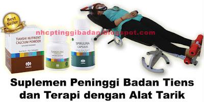 Jual NHCP Peninggi Badan Tiens Kecamatan Bubutan Surabaya | Gratis Terapi Tinggi Badan