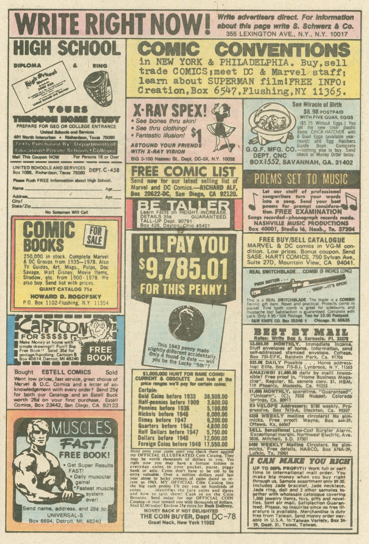 Read online World's Finest Comics comic -  Issue #252 - 54