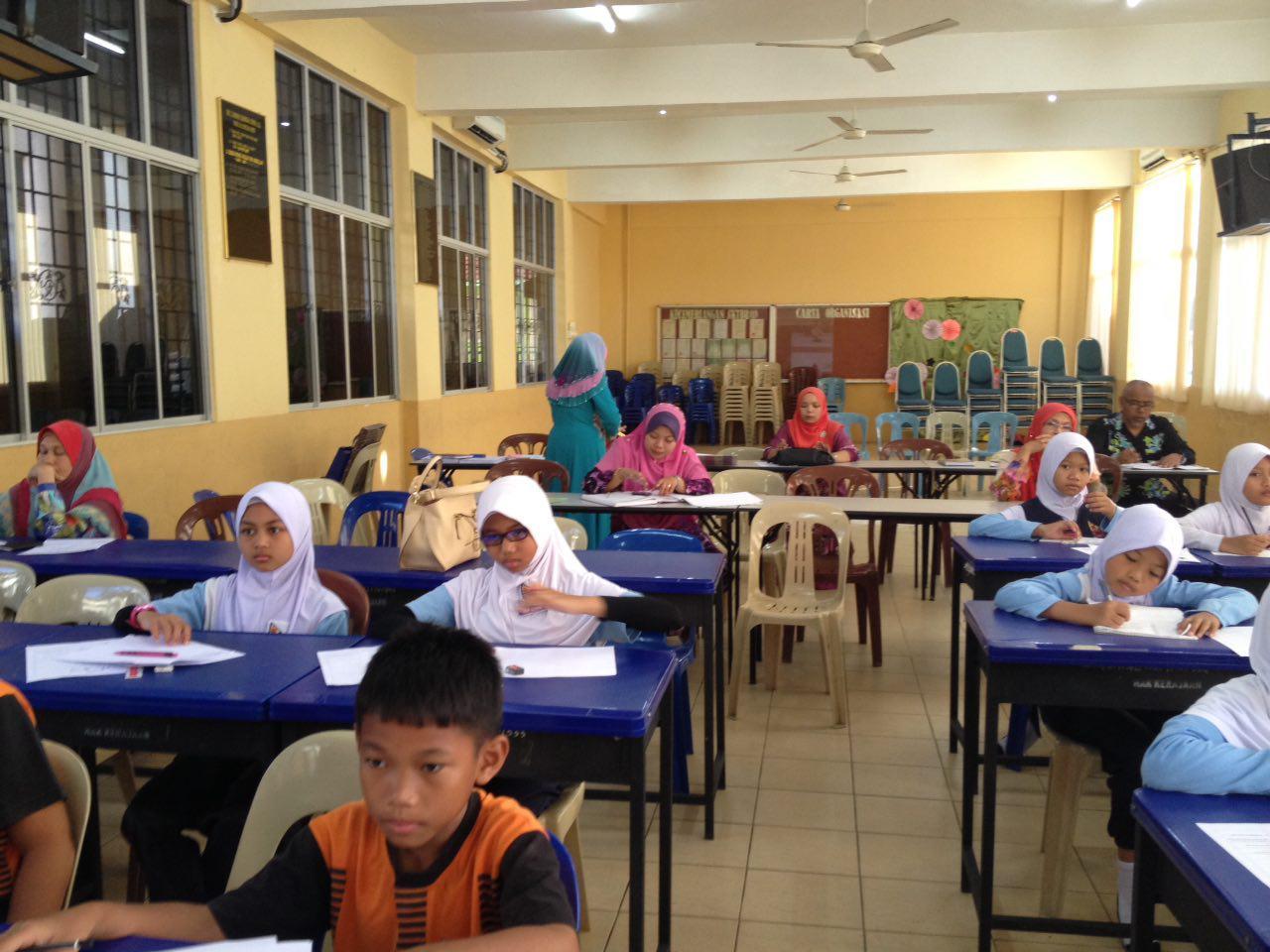 Blog Rasmi Sekolah Kebangsaan Taman Bunga Raya 1