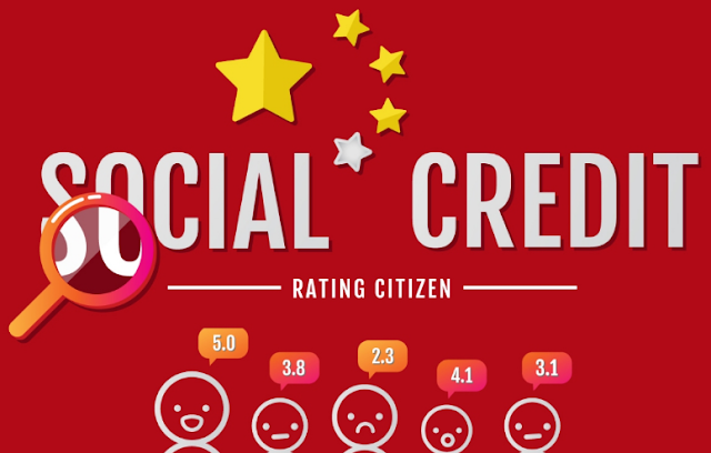The Chinese social credit system is not the 'Black Mirror' that you imagine