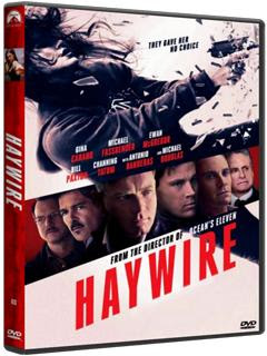 Agentes Secretos [Haywire] DVD NTSC Español Latino
