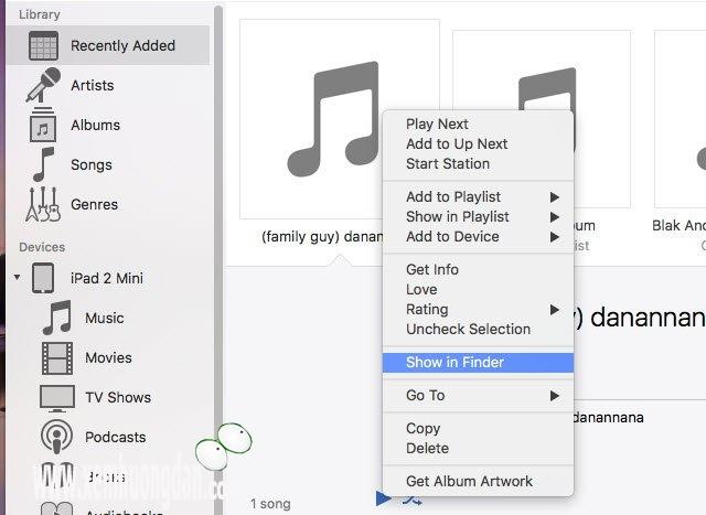 Hướng dẫn tùy chỉnh hiệu ứng âm thanh trên macbook os
