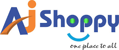 AJ Shoppy  -  Logo Design  #unqiue visuals