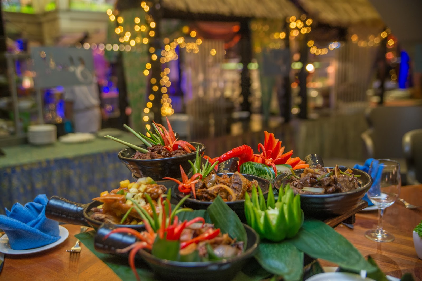 Kampong Festive Dinner Buffet 2017 @ Shook!, JW Marriotts Hotel KL
