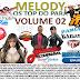 CD OS TOP DO PARÁ MELODY 2019 VOL 02 - FABIANO TAILANDENSE